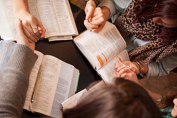 Bible Study lessons small group leaders church ideas tips