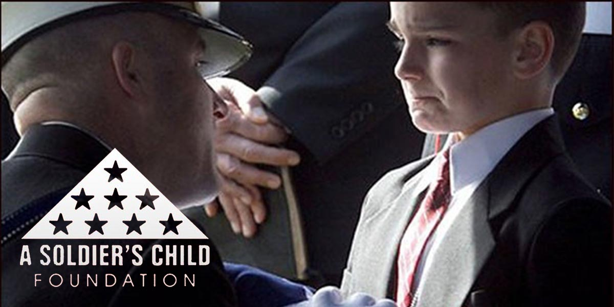 Soldier's Child Foundation, veteran's day, birthday parties giving donations military families
