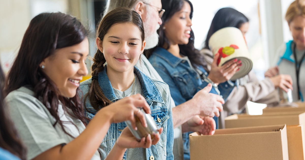 25 Tips and Ideas for Planning a Successful Food Drive